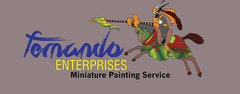 FERNANDO ENTERPRISES  MINIATURE PAINTING SERVICE