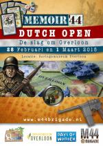 Memoir 44 Dutch Open