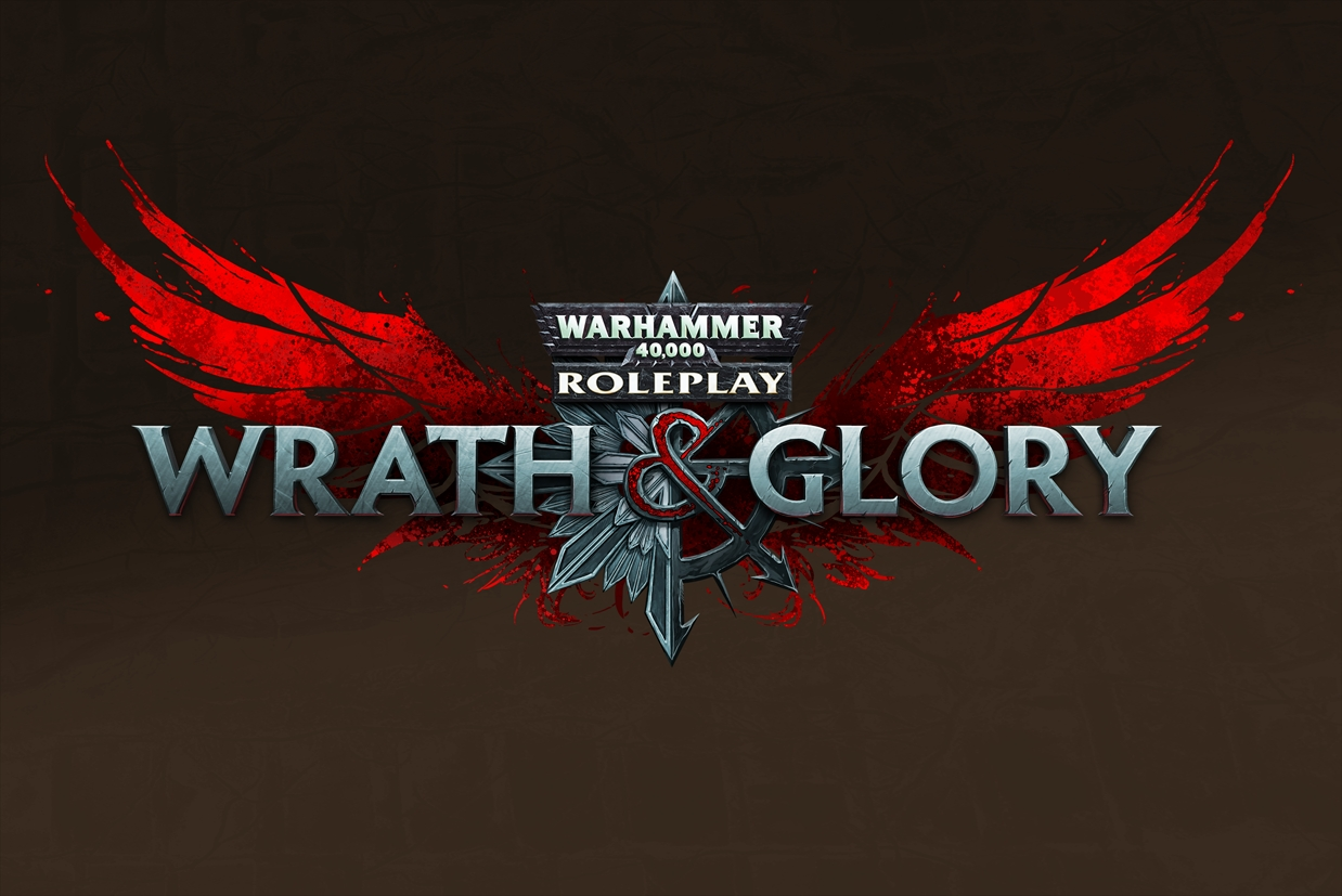 Warhammer 40k: Wrath & Glory (and other 40k RPGs)