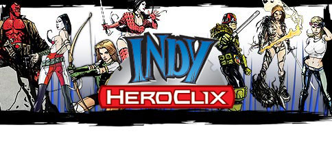 Indy Hero Clix