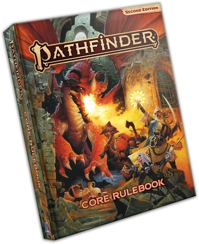 Pathfinder - The Roleplaying Game 2nd Edition
