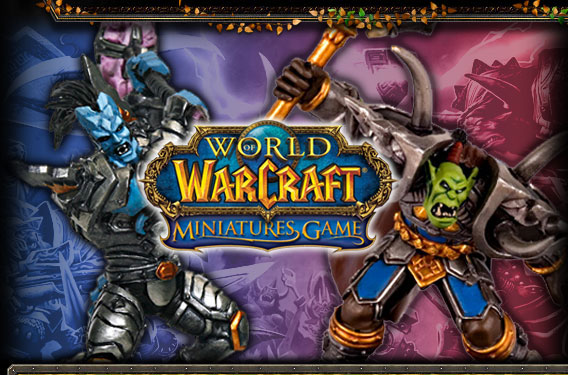 World of Warcraft Miniatures Game