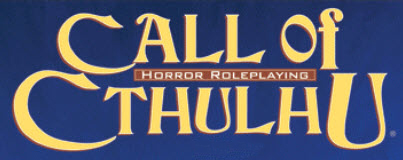 Call of Cthulhu RPG