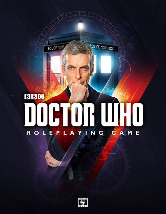 Doctor Who - The Roleplaying Game
