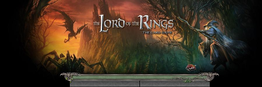 Lord of the Rings: The Card Game / Das Kartenspiel