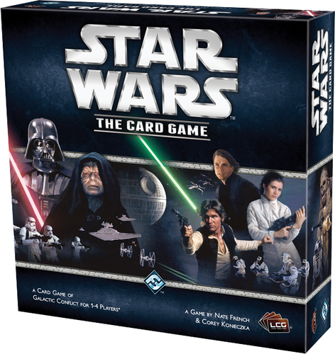 Star Wars: The Cardgame / Das Kartenspiel