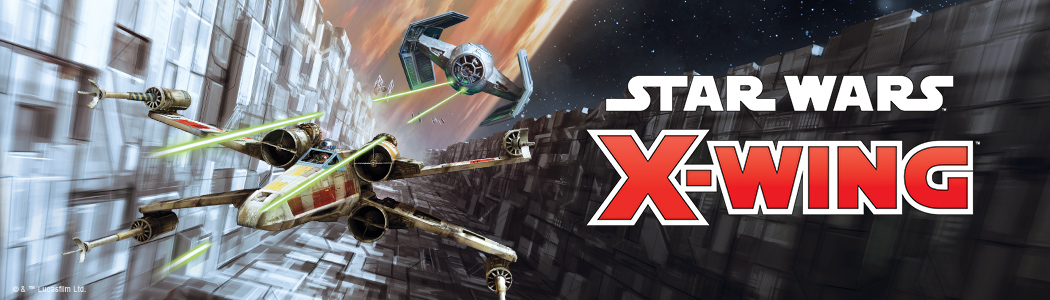 Star Wars: X-Wing (engl. & dt.)