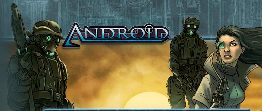 Android: The Games