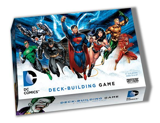 DC Deck Building Game / DC Superhelden DBG
