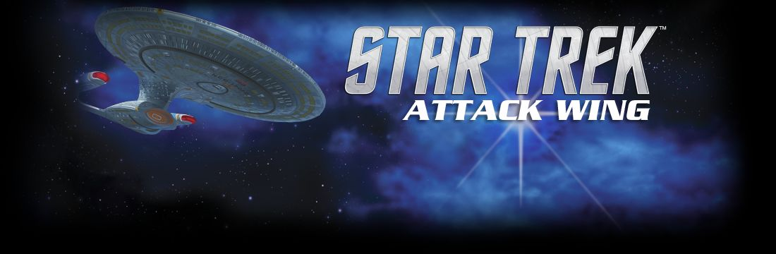 Star Trek: Attack Wing Miniatures Game