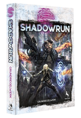 Shadowrun 5. Edition (deutsch)