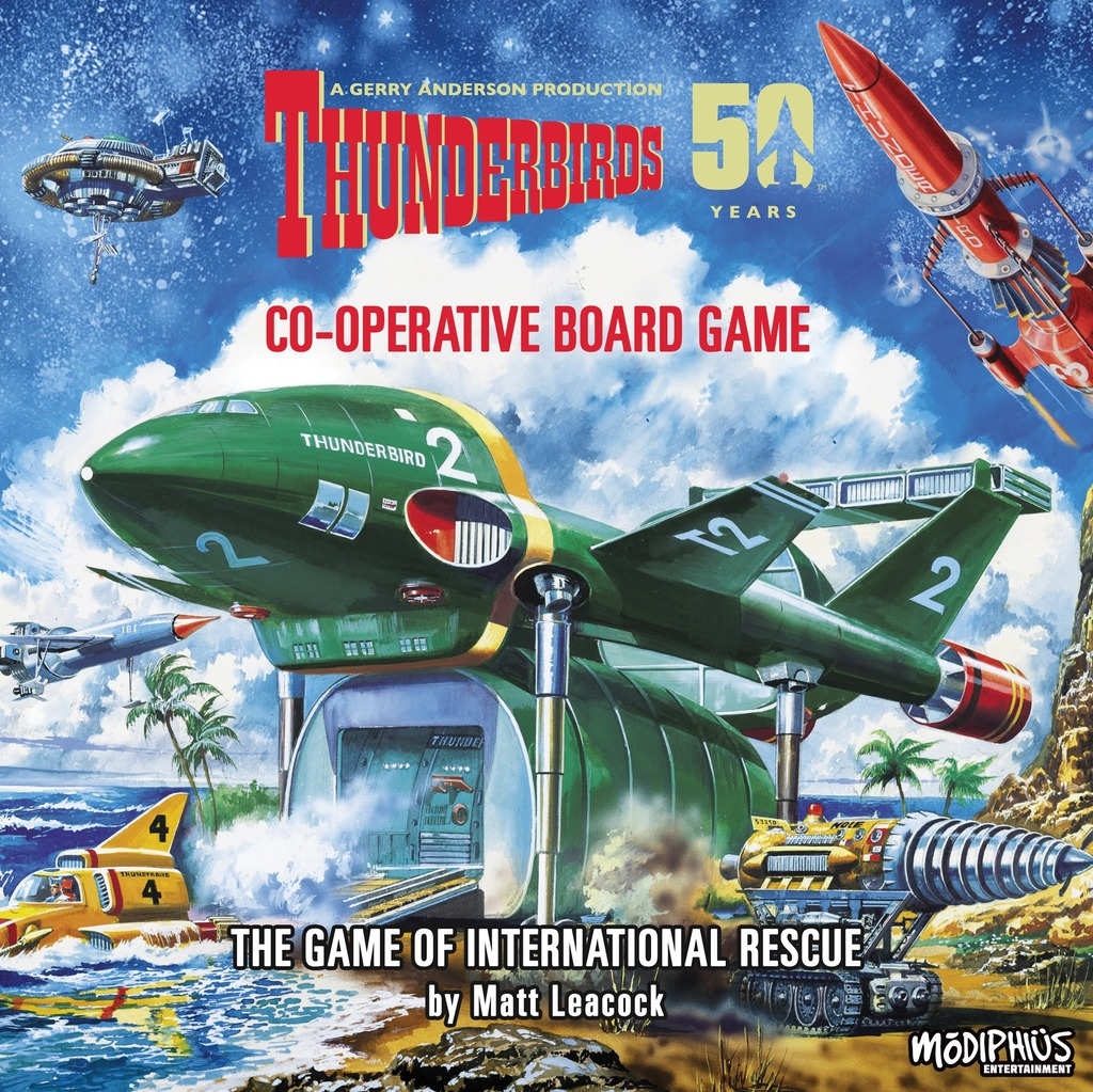 Thunderbirds - The Boardgame