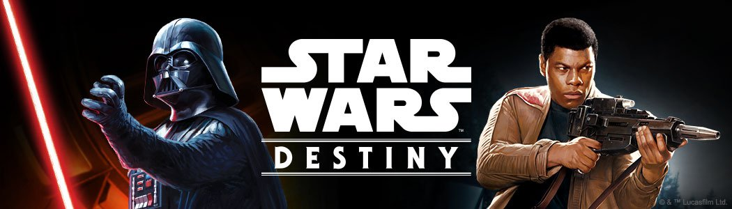 Star Wars: Destiny (english & deutsch)