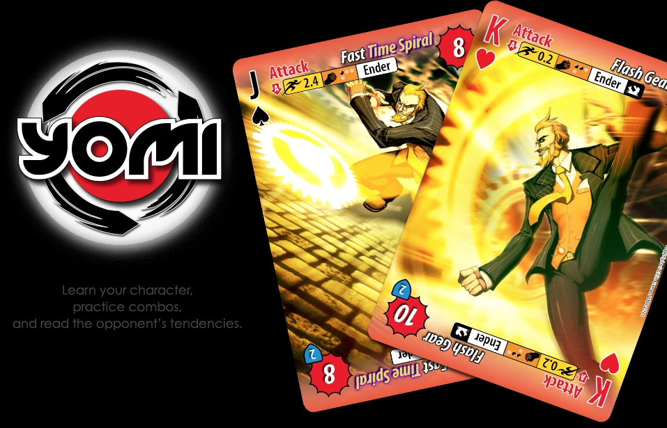 Yomi - Fighting Card Game