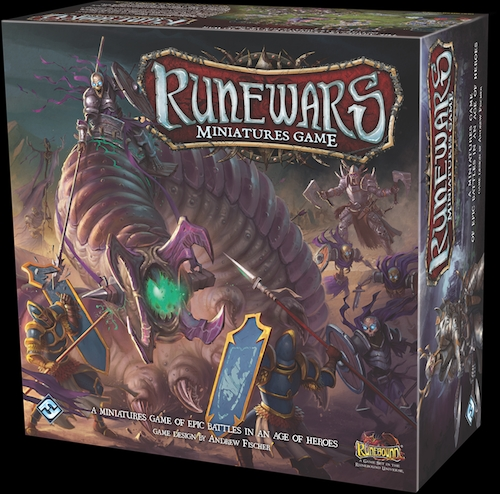 Runewars - Miniatures Game (engl. & deutsch)