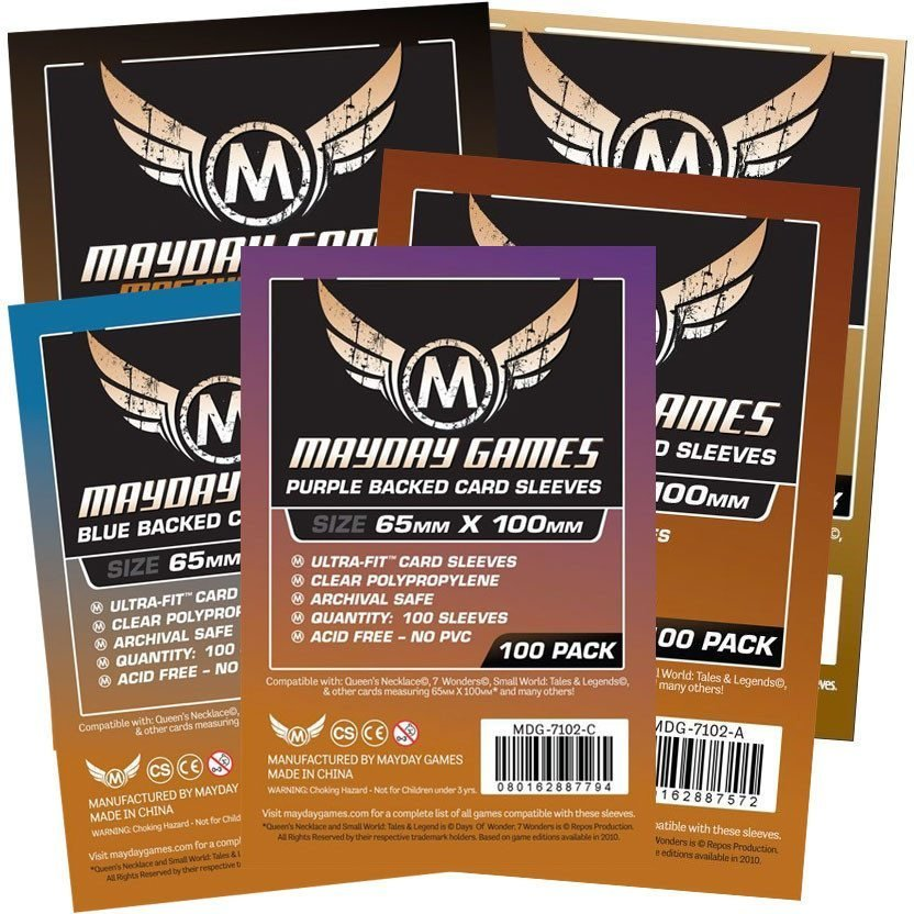 Mayday Games Gaming Supplies