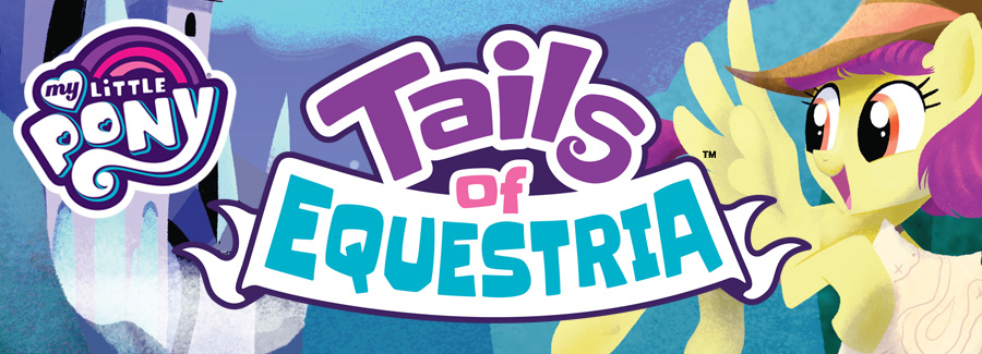 My Little Pony: Tails of Equestria RPG (engl.&dt.)