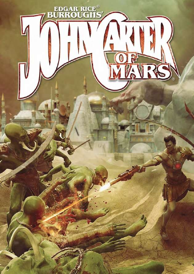 John Carter of Mars: Adventures on the Dying World
