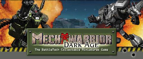 Mech Warrior: Dark Age