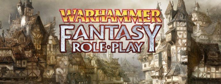 Warhammer Fantasy Roleplay 4th Edition